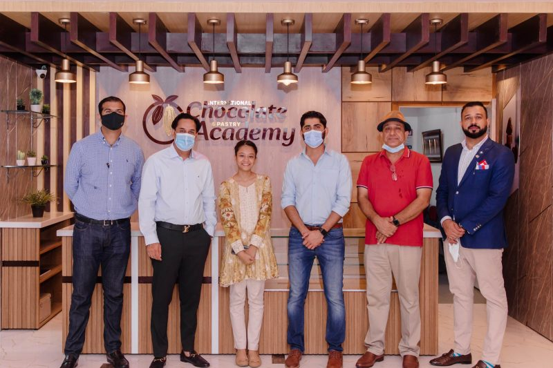 Vice President Coco-Cola Pakistan visits Chocolate Academy